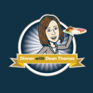 Dinner with Dean Thomas Bitmoji